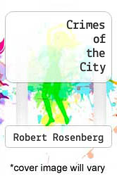 Cover of Crimes of the City EDITIONDESC (ISBN 978-0140166866)