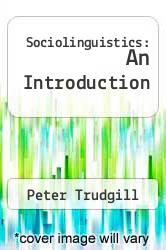 Cover of Sociolinguistics: An Introduction EDITIONDESC (ISBN 978-0140218022)