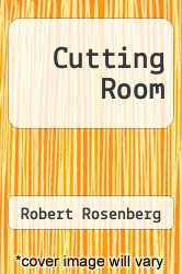Cutting Room by Robert Rosenberg - ISBN 9780140231120