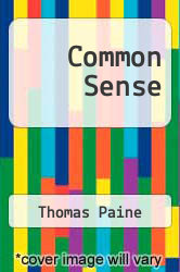 Cover of Common Sense 2 (ISBN 978-0140400328)