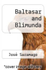 cover of Baltasar and Blimunda