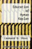 cover of Education of Hyman Kaplan