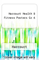 Harcourt Health & Fitness Posters Gr 6 Excellent Marketplace listings for  Harcourt Health & Fitness Posters Gr 6  by Harcourt starting as low as $227.68!