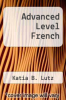 cover of Advanced Level French
