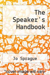 Cover of The Speaker