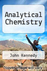Cover of Analytical Chemistry 2 (ISBN 978-0155026964)