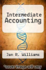 cover of Intermediate Accounting (3rd edition)
