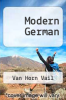 cover of Modern German (2nd edition)