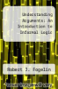 cover of Understanding Arguments: An Introduction to Informal Logic (3rd edition)