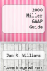cover of 2000 Miller GAAP Guide