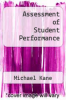 cover of Assessment of Student Performance