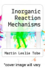 cover of Inorganic Reaction Mechanisms