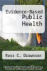 cover of Evidence-Based Public Health (3rd edition)
