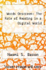 cover of Words Onscreen