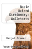 cover of Basic Oxford Dictionary: Wallcharts