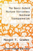 cover of The Basic Oxford Picture Dictionary Overhead Transparencies
