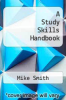 cover of A Study Skills Handbook (2nd edition)