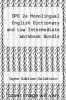 cover of OPD 2e Monolingual English Dictionary and Low Intermediate Workbook Bundle (2nd edition)
