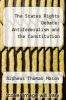 cover of The States Rights Debate: Antifederalism and the Constitution (2nd edition)