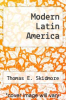 cover of Modern Latin America (2nd edition)