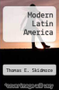 cover of Modern Latin America (3rd edition)