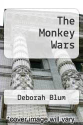 Cover of The Monkey Wars 1 (ISBN 978-0195094121)