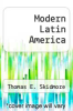 cover of Modern Latin America (6th edition)