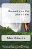 cover of Documents on the Laws of War (2nd edition)
