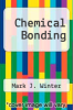 cover of Chemical Bonding