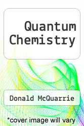 Cover of Quantum Chemistry EDITIONDESC (ISBN 978-0198557104)