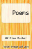 cover of Poems
