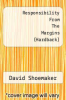 cover of Responsibility from the Margins
