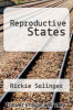 cover of Reproductive States