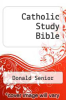 cover of The Catholic Study Bible (3rd edition)