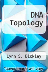 Cover of DNA Topology EDITIONDESC (ISBN 978-0199633494)