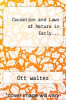 cover of Causation and Laws of Nature in Early Modern Philosophy