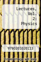 Cover of Lectures, Vol. 2: Physics EDITIONDESC (ISBN 978-0201020113)