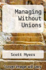 cover of Managing Without Unions