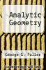 cover of Analytic Geometry (6th edition)