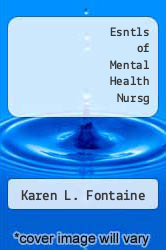 Cover of Esntls of Mental Health Nursg 3 (ISBN 978-0201313703)
