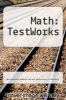 cover of Math: TestWorks