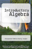 cover of Introductory Algebra (8th edition)