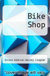 Cover of Bike Shop EDITIONDESC (ISBN 978-0201451542)