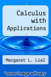 Cover of Calculus with Applications 7 (ISBN 978-0201773255)