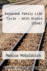 Expanded Family Life Cycle - With Access (0548) by Monica McGoldrick - ISBN 9780205030545