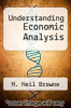 cover of Understanding Economic Analysis