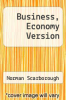cover of Business, Economy Version