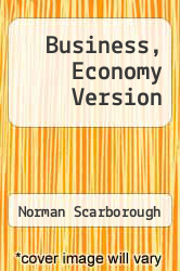 Business, Economy Version by Norman Scarborough - ISBN 9780205130146