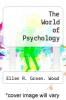 cover of The World of Psychology