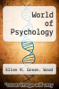 cover of World of Psychology (2nd edition)